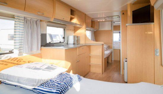 Wohnwagen Mit Doppel Etagenbett : Camping sylt u2022 die wohnwagenvermietung auf der insel